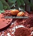 ช็อคโกแลตสีน้ำตาลด้วยผงโกโก้