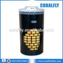 De alta qualidade CORALFLY caminhão pesado ar filtro AH1135 filtro filtros de ar de admissão
