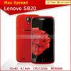Hot quad core dual sim lenovo s820 lenovo touch screen phone
