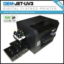 A3 Small Flat bed UV Printer