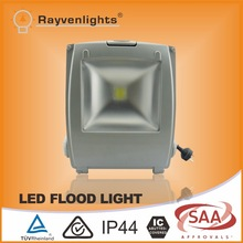 IP65 LED outdoor lights 50w led flood spotlight with Meanwell driver