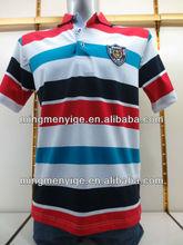 new design 2014 Men's 100% cotton mercerized cotton t shirt clothes