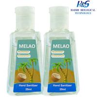 hand sanitizer gel and holder/bath pocket hand sanitizer gel and holder