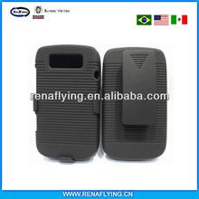 New Black Hard Belt Clip Holster Shell Cover for blackberry bold 9790 case