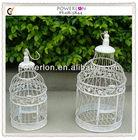 Wholesale vintage bird cage for wedding decoration