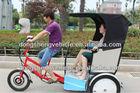 Electric Auto pedicab rickshaw