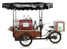 7 Speed Electric Coffee Bicycle