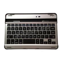 Stylish Aluminium Bluetooth Keyboard Case Cover For iPad Mini 2