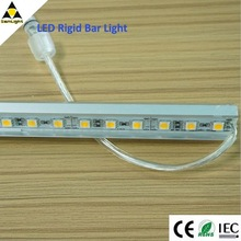 7 full color ce rohs approval 3m rope connectable led light bar rgb