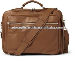 latest design laptop shoulder bags / best messenger bag 2015 with laptop compartment / popular cute leather laptop bag for girls