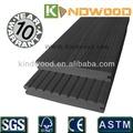 Calor resistente al frío de madera de plástico compuesto de la cubierta es la venta caliente de la cubierta del wpc que pasado el ce, estándar de alemania, iso9001