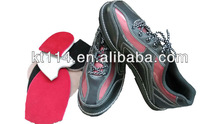 hot sale new arrival 2014 fashional full leather Dexter bowling shoes with interchangeable sole