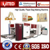 RZ-G-320J KFC Food Paper Bag Making Machine/Rolling Feed Paper Bag Making Machine/Paper Bag Making Machine Manifacturer