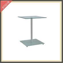 2014 cheap office desk mirror side table