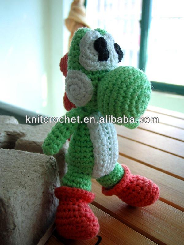 Knitting Patterns For Yoshi : Tricoter yoshi