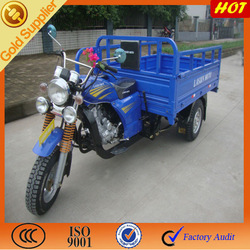 Three wheeler motorcycle truck cargo