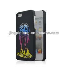 mobile phone case custom for iphone 5S/5G, custom design printing