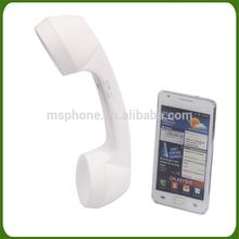 Anti-Radiation Retro Bluetooth Handheld Handset For Mobile Phone