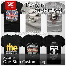 Best Quality Short Sleeve O-Neck 100% Cotton MHot sell sublimation printing men t-shirt en T-Shirt