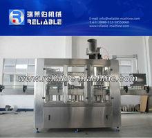 Bottled Juice Filling Machine/Hot Beverage Bottling Plant