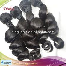 6a grade wavy wholesale virgin peruvian hair
