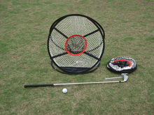 high quality mini golf chipping net