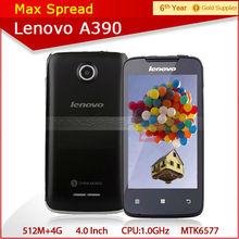 Fashion lenovo a390 android 4.0 dual core dual sim slim mobile phone