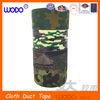 Custom print camouflage cloth duct tape