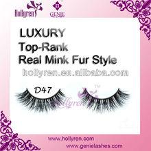 the Luxury New Style Real Mink False Eyelashes
