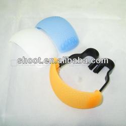 3 Color Pop-up Flash Diffuser for Digital Camera ( for Canon/Nikon/Pentax/Olympus/Panasonic/DSLR)