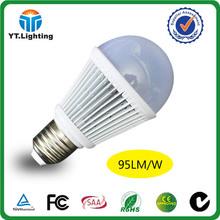 Aluminum 8w bulbs china supplier high power high lumen low led bulb price