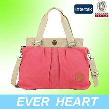 Summer beach canvas bags women straight bag handbags fashion women's handbag