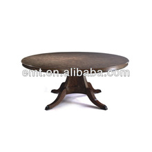 Round Shape Hotel Used Restaurant Table and Chair (EMT-T25)