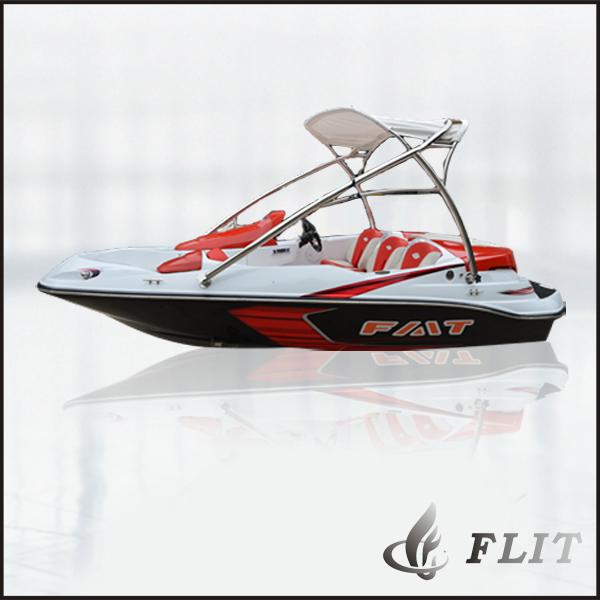 скорость надувной лодки с электромотором
