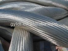 High pressure stainless steel flexible braided hose