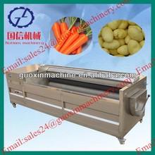 Direct manufacturer carrots washing peeling machine