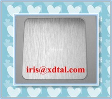 brushed 1100 aluminum sheet/coil for door/lift/chair, kitchenwre, decoration