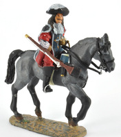 Cavalry Through the Ages die cast metal figures collection