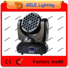 Best Service indoor round led panel light Stage light