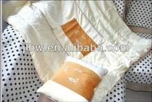 Air conditioning dual purpose plush pillow blanket car cushion nap pillow summer gift