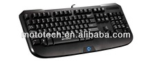 Latest Wired Computer Gaming Keyboard Black With Ce Fcc Standard