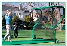 professional golf practice net