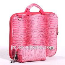 Original Factory Provide 2014 PU leather Korea Lady Fashion laptop bags