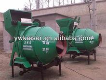 Electric /Diesel Engine Portable Concrete Mixer JZC350