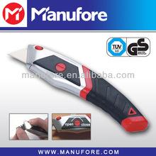 Auto-reload Heavy-duty Zinc Alloy Utility Knife