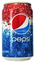 PEPSI CAN 330ML/PEPSI COLA 330ML/CANNED PEPSI COLA SOFT DRINK 330ML
