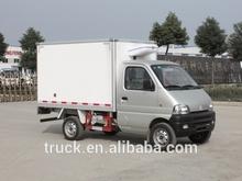 1.5 ton refrigerator cooling van for sale, refrigerator freezer cargo van, refrigerator freezer truck.