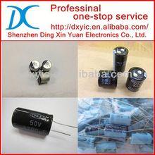 Rubycon 63MS71MEFC4X7 CAP ALUM 1UF 63V 20% RADIAL Aluminum capacitor 1.0UF 63V
