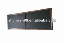 Aluminum frame school chalkboard