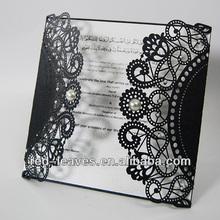 2014 New Arrival: High-grade Dreams International Wedding Card/Nobel Wedding Invitation Card IC1202-07